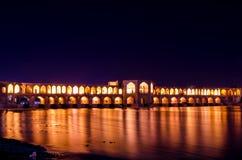 Dziejowy most Zdjęcie Stock