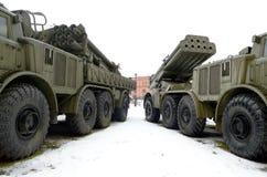 Dziejowy muzeum artyleria Obraz Stock