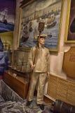 dziejowy muzeum flota pacyfiku Obrazy Royalty Free