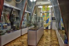 dziejowy muzeum flota pacyfiku Obraz Stock