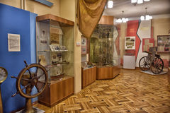 dziejowy muzeum flota pacyfiku Obraz Royalty Free