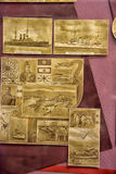 dziejowy muzeum flota pacyfiku Obrazy Stock