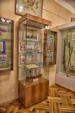 dziejowy muzeum flota pacyfiku Zdjęcie Stock
