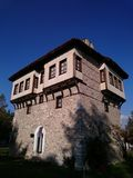 Dziejowy muzeum w Arapovsky monasterze zdjęcia stock