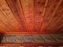 Dziejowy muzeum w Arapovsky monasterze fotografia stock