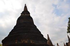 dziejowy parkowy sukhothai Thailand obraz royalty free