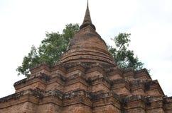 dziejowy parkowy sukhothai Thailand obraz stock