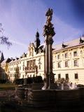 Dziejowy Praga fotografia stock
