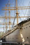 Dziejowy statek Zdjęcie Royalty Free