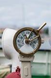 Dziejowy steamboat Rhine gubernator Goethe fotografia Zdjęcie Royalty Free