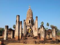 Dziejowy Sukhothai Park Zdjęcia Stock