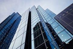 Dzielnica biznesu w Londyn Zdjęcie Stock