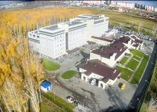 Dzielnicowy biuro sądowy badanie medyczne Zdjęcia Stock