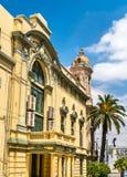 Dzielnicowy theatre Oran w Algieria zdjęcia stock
