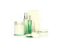 Dzienny, piękno opieki kosmetyk Twarzy śmietanka, oko śmietanka, serum i li, Zdjęcie Royalty Free