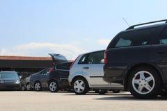 Dzierżawi samochód Fotografia Stock