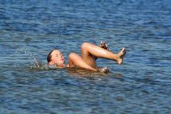 dziewczęta morza zdjęcie stock