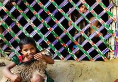Dziewczyn dzieci Fotografia Royalty Free