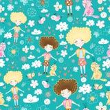 dziewczyn miłości tekstura Obrazy Royalty Free