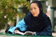 dziewczyn muslim Obraz Stock