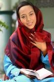 dziewczyn muslim Fotografia Stock