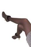 dziewczyn nogi Fotografia Stock