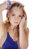 dziewczyn piękni potomstwa fotografia royalty free