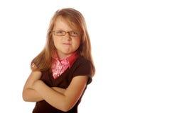 dziewczyn potomstwa zdjęcie royalty free