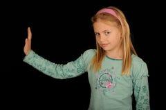 dziewczyn potomstwa Obraz Royalty Free
