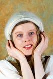 dziewczyn ręki Fotografia Stock