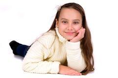 Dziewczyna Fotografia Royalty Free