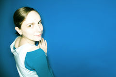 dziewczyna Zdjęcie Royalty Free