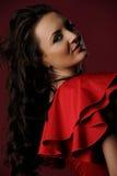 dziewczyna atrakcyjny portret Fotografia Royalty Free
