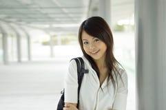 dziewczyna azjatykcia Zdjęcia Stock