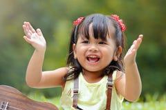 dziewczyna azjatykcia Fotografia Stock
