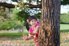 dziewczyna azjatykcia Zdjęcia Royalty Free