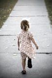 dziewczyna bieg Obraz Stock