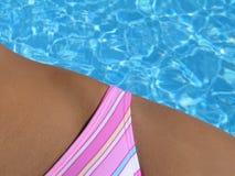 dziewczyna bikini Obraz Royalty Free