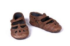 dziewczyna buty Zdjęcie Stock