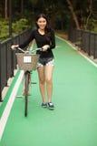 dziewczyna dosyć tajlandzka Zdjęcie Royalty Free