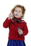 dziewczyna figlarnie Zdjęcie Stock