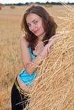 dziewczyna hej Fotografia Stock