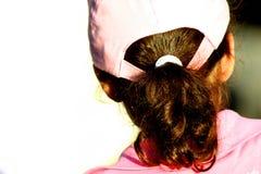 dziewczyna kapelusz obraz royalty free