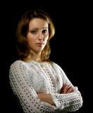 dziewczyna klasyczne portret young obrazy royalty free
