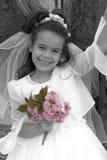 dziewczyna komunii Fotografia Stock