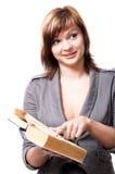 dziewczyna księgowa Obraz Stock