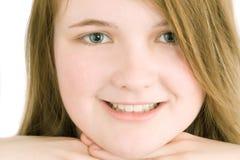 dziewczyna nastolatek Zdjęcie Stock