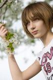 dziewczyna nastoletnia Obraz Stock