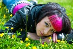dziewczyna nastoletnia Zdjęcie Royalty Free