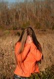 dziewczyna płacze Zdjęcie Stock